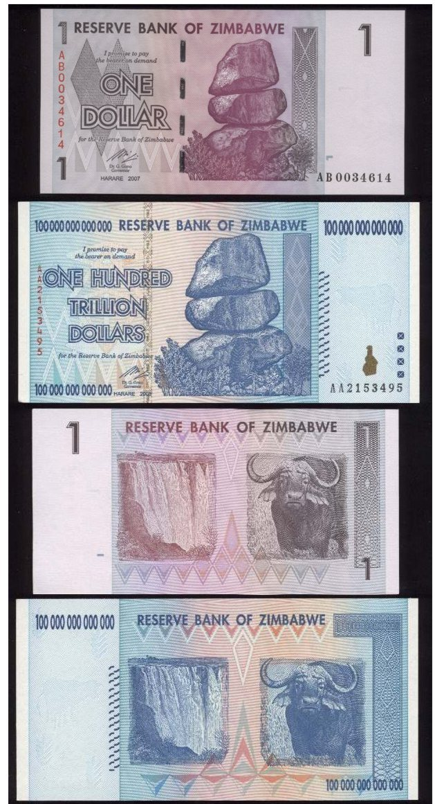 2-x-ZIMBABWE-1-100-TRILLION-BANKNOTE-TRILLION-HYPERINFLATION-TRILLIONS